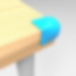 Impresiones 3D gratis Guardia de esquinas, meshtush