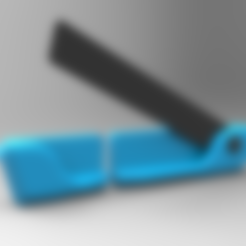 Download free STL file Radial Door Bolt • 3D printable object, meshtush