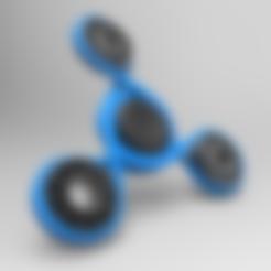 Descargar Modelos 3D para imprimir gratis Infinity - Spinner, meshtush