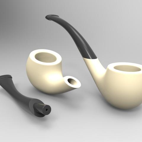Descargar modelos 3D gratis Tubo, meshtush