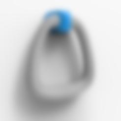 Download free STL file  Door Knocker • 3D print design, meshtush
