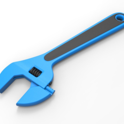 Download free 3D printing designs Wrench, meshtush