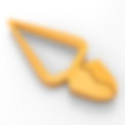 Download free STL file Clip • 3D printing template, meshtush