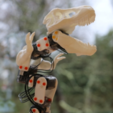 Capture d'écran 2017-06-21 à 16.03.47.png Télécharger fichier STL gratuit L'Ergosaurus Rex (Poppy Ergo Jr avec des pièces imprimées T-Rex 3D) • Design à imprimer en 3D, PoppyProject