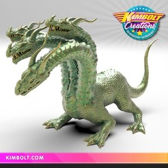 Download 3D model Hydra, Kimbolt
