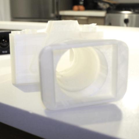 Capture d'écran 2018-03-13 à 17.07.46.png Download free STL file Not a LAMP - It is not a lamp - Camera lamp • 3D printing model, Gonzalor