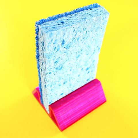 Free stl Sponge support, Gonzalor