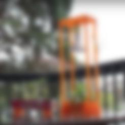 Free 3D printer designs Hydroponics garden for less than 7 USD, Gonzalor