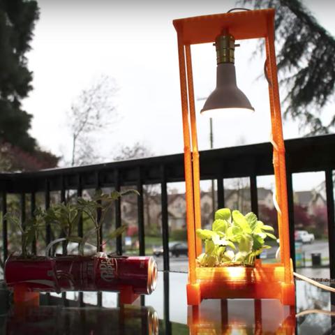Objet 3d gratuit hydroponique jardin pour moins de 7 usd for Jardin hydroponique