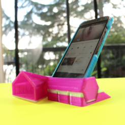 Free 3D print files Phone Amplifier Phone Amplifier, Gonzalor