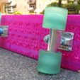 Download free STL file Penny board V2 • 3D printing model, Gonzalor