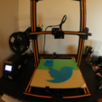 Download free 3D printer files Reloj Twitter DIY Upcycle, Gonzalor