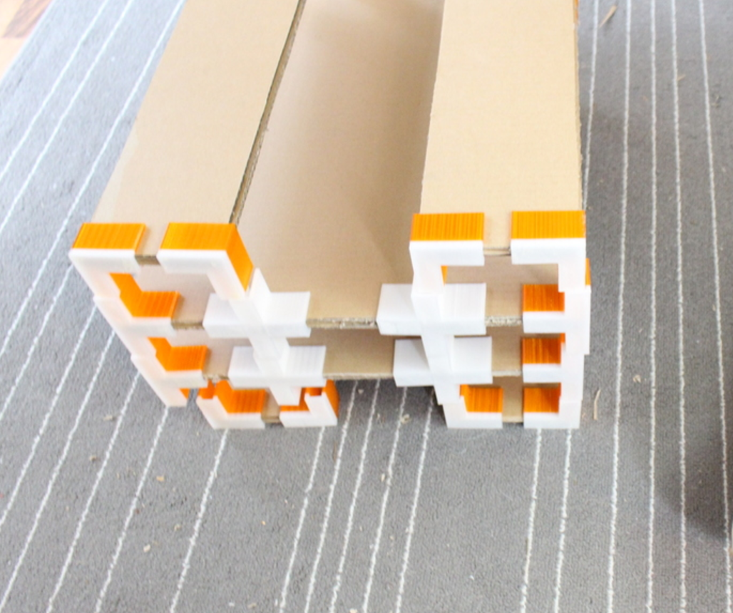 Capture d'écran 2017-06-22 à 11.46.31.png Download free STL file Build your own cardboard furniture with this set of brooches • 3D print object, Gonzalor