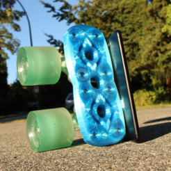 Free 3D model The smallest penny board in the world, Gonzalor