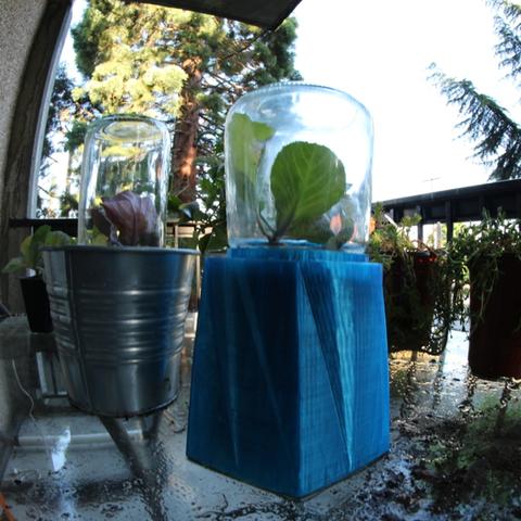 Invernadero Mini DIY2.png Download free STL file Greenhouse Mini DIY • 3D printer object, Gonzalor