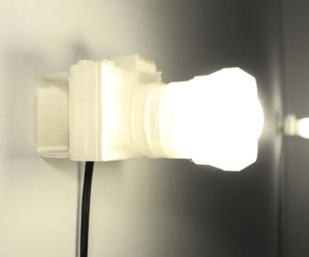 Capture d'écran 2018-03-13 à 17.07.32.png Download free STL file Not a LAMP - It is not a lamp - Camera lamp • 3D printing model, Gonzalor