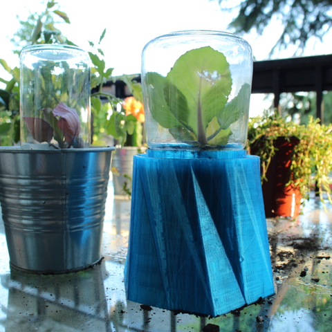 Invernadero Mini DIY7.png Download free STL file Greenhouse Mini DIY • 3D printer object, Gonzalor