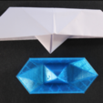 Download free STL files Paper boat 1, Gonzalor