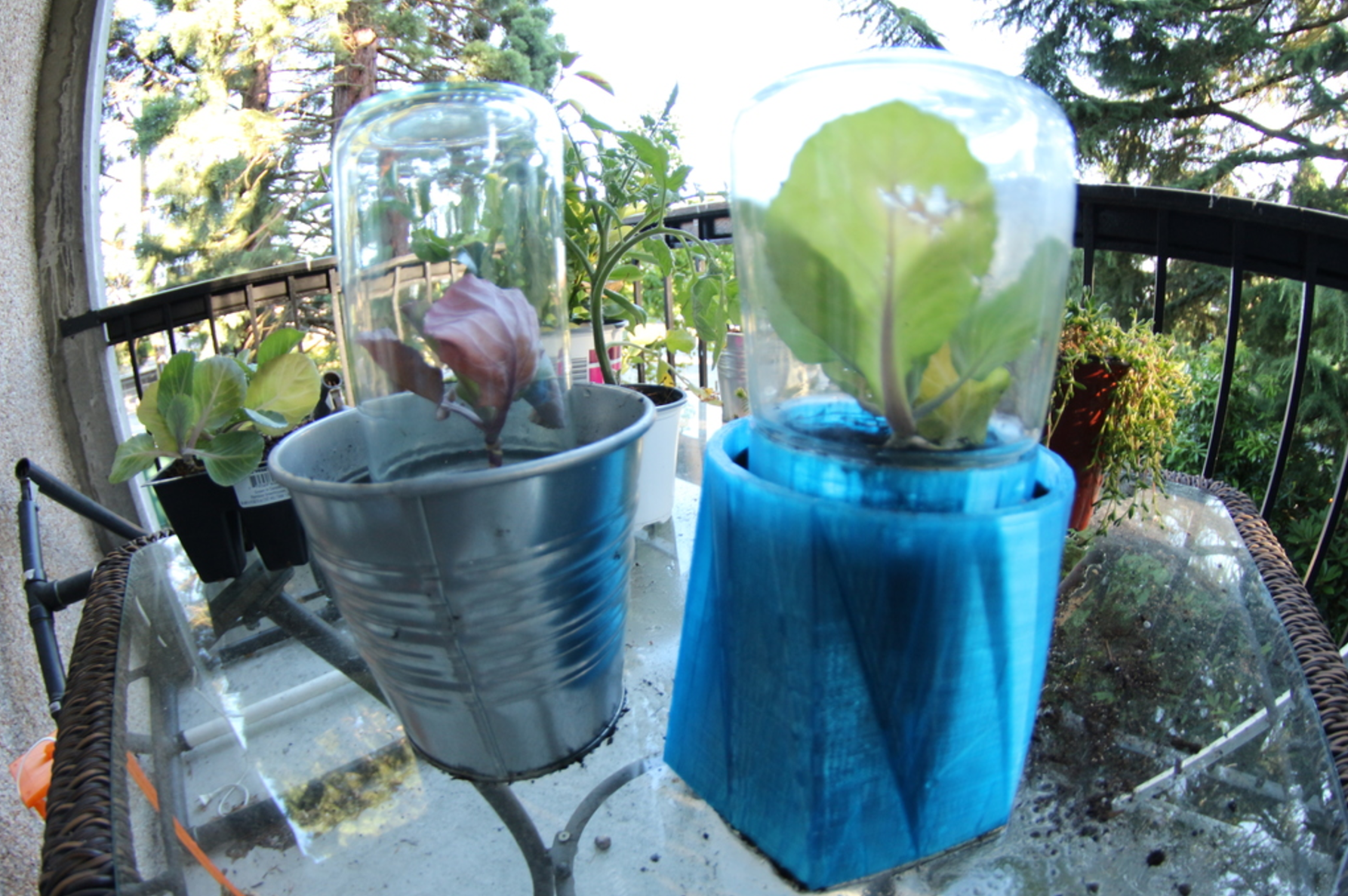 Invernadero Mini DIY6.png Download free STL file Greenhouse Mini DIY • 3D printer object, Gonzalor