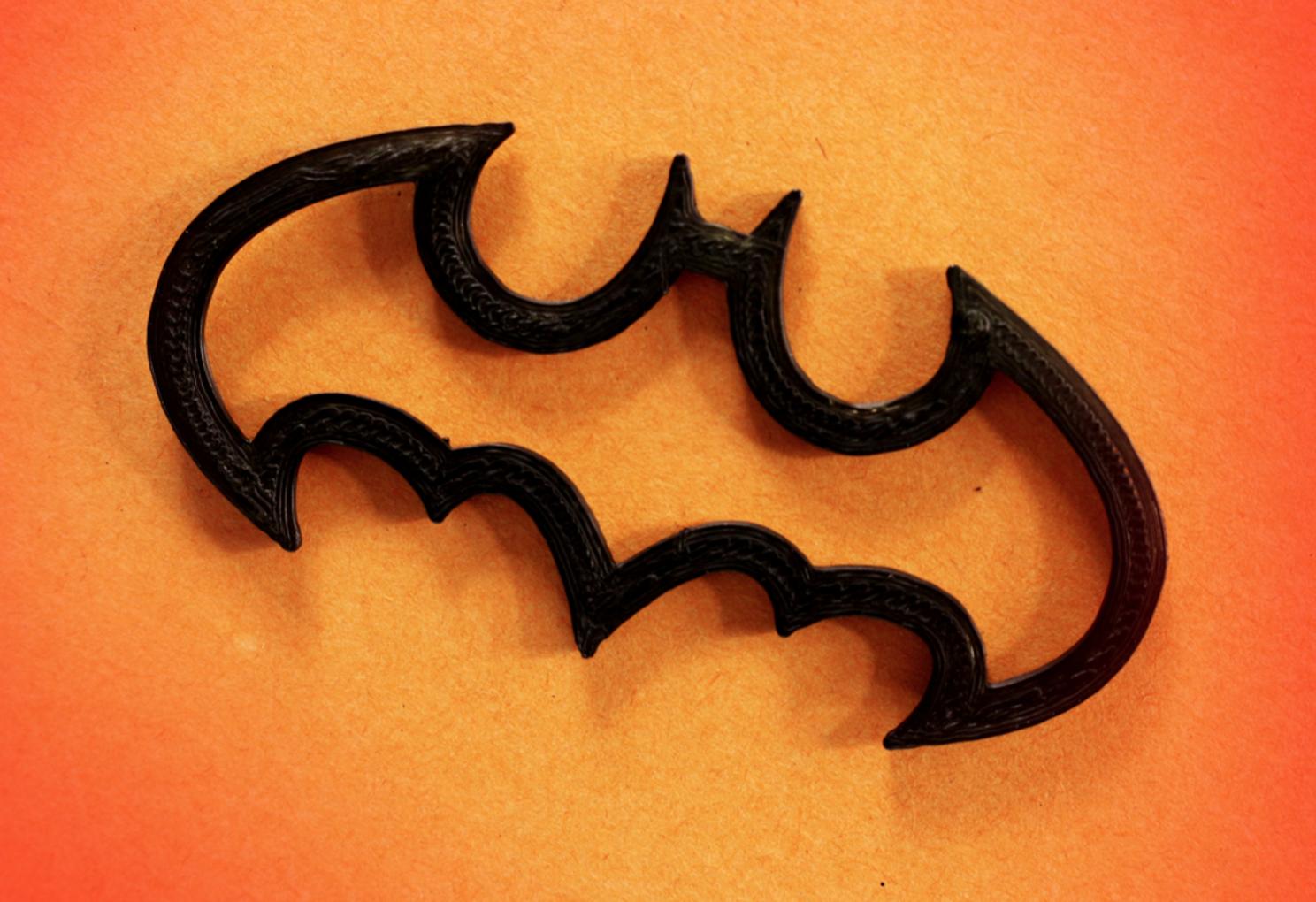 Capture d'écran 2017-08-02 à 18.39.17.png Télécharger fichier STL gratuit Livres séparés Batman Bookmark • Objet à imprimer en 3D, Gonzalor