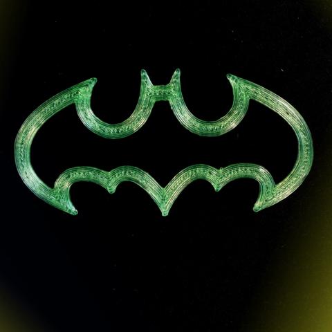 Capture d'écran 2017-08-02 à 18.39.23.png Télécharger fichier STL gratuit Livres séparés Batman Bookmark • Objet à imprimer en 3D, Gonzalor