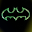 Download free 3D print files Separate books Batman Bookmark, Gonzalor
