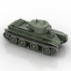 Download free 3D printer designs The BT Tank , filamentone