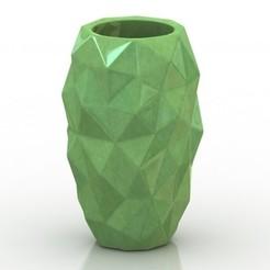 Télécharger fichier 3D gratuit Design du vase, filamentone