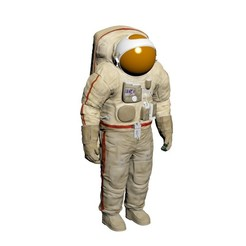 Download free 3D printing templates Spaceman, filamentone