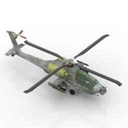 hel apache.jpg Télécharger fichier STL gratuit Hélicoptère AH-64 Apache • Modèle à imprimer en 3D, filamentone