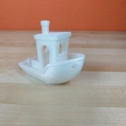 Descargar diseños 3D gratis #3DBenchy - The jolly 3D printing torture-test, filamentone