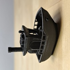 Download free STL file BEN the floating BENCHMARK (Benchy), filamentone