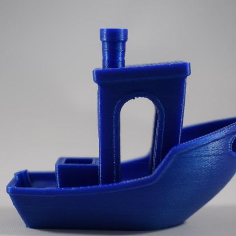 Free 3D printer designs #3DBenchy - The jolly 3D printing torture-test, filamentone