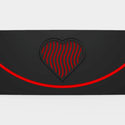 untitled.625.png Download free STL file Jewelry Box - Heart opening on color v2 • 3D printable design, Dreamer_3D