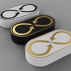 Télécharger fichier imprimante 3D gratuit Boîte à Bijoux - The infinite love, Dreamer_3D