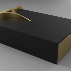 Télécharger modèle 3D gratuit Boîte à Bijoux - Slide on curve - v1, Dreamer_3D