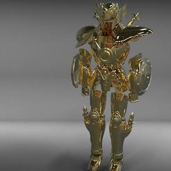 3D printer models Libra Armor // Libra myth Cloth, MLBdesign