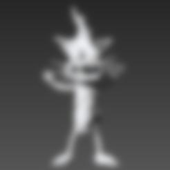 Descargar archivos STL gratis Squanchy, derailed