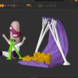 9.png Download free STL file Noob Noob // Vindicators 3: The Return of Worldender • 3D printer model, derailed