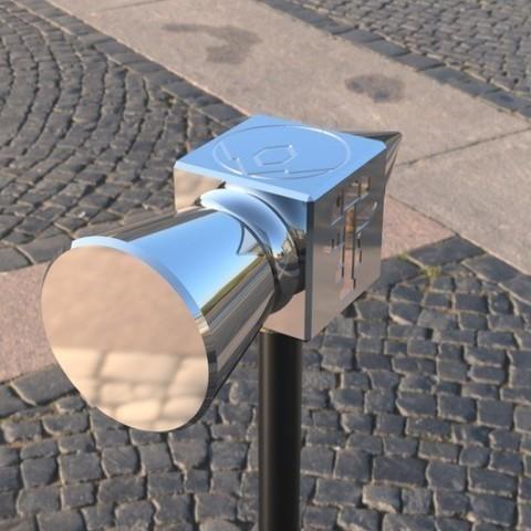2a04c62387f4403f801807ded9dc47d5_preview_featured.jpg Télécharger fichier STL gratuit Aegis-fang- Wulfgar's Hammer (Imprimable) • Objet imprimable en 3D, derailed