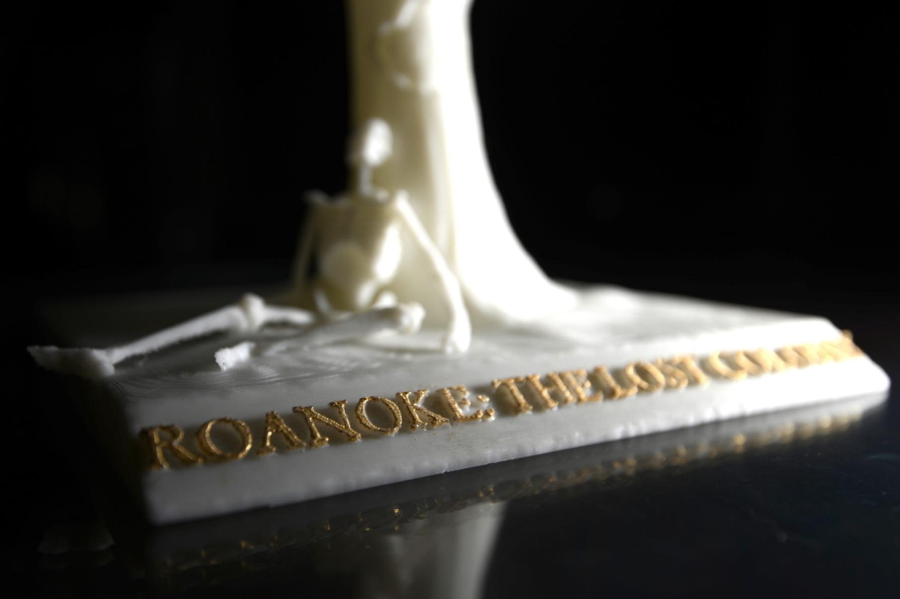 Capture d'écran 2017-10-07 à 20.15.08.png Télécharger fichier STL gratuit Roanoke: The Lost Colony // Arbre de CROATOAN • Plan imprimable en 3D, derailed