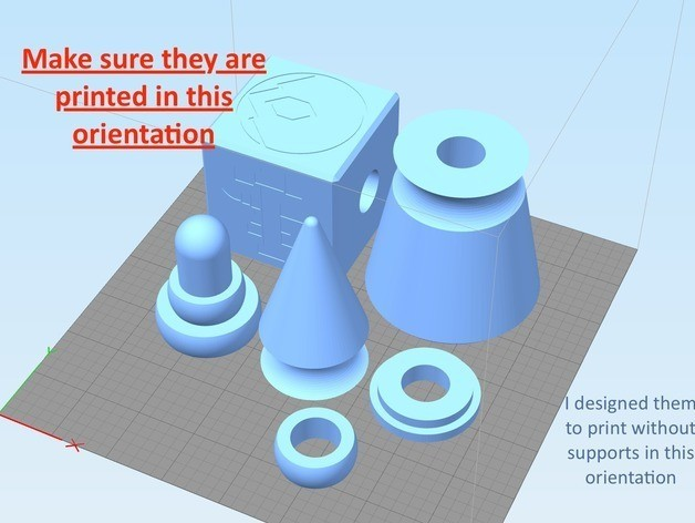 08f8f3cea420c10eea832fc1ce5469fb_preview_featured.jpg Download free STL file Aegis-fang- Wulfgar's Hammer (Printable) • 3D printer model, derailed