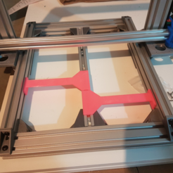 Download free 3D printing templates Anet AM8 Y-axis 2020 alignment tool, Mikeyup