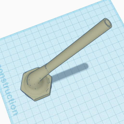 Download free 3D printer templates watering, jrr