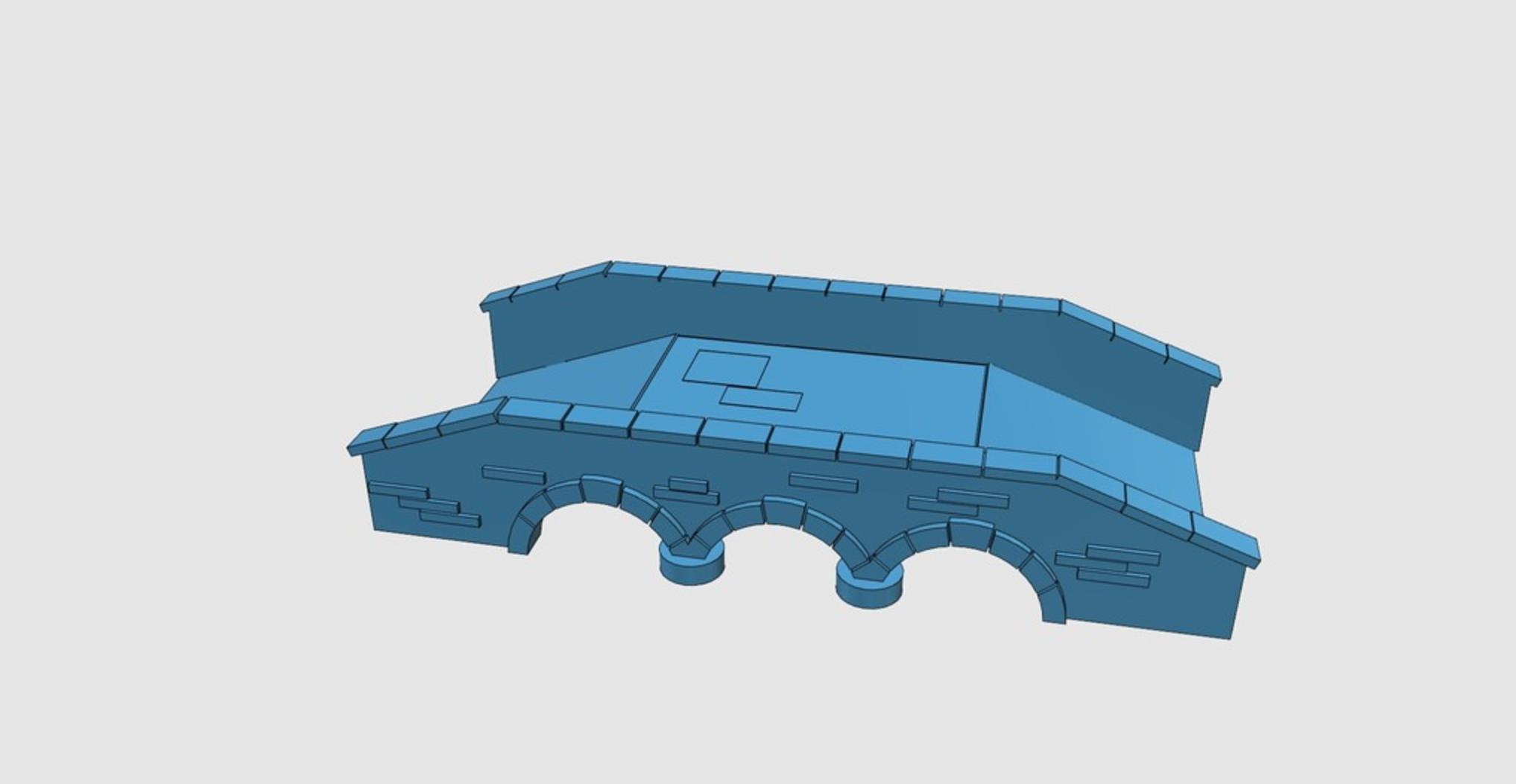 Capture d'écran 2017-06-30 à 11.46.38.png Download free STL file The Stone Bridge • 3D printable model, Earsling