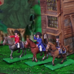 Capture d'écran 2018-03-07 à 09.49.45.png Download free STL file Napoleonics - Part 9 - Wellington • 3D print model, Earsling