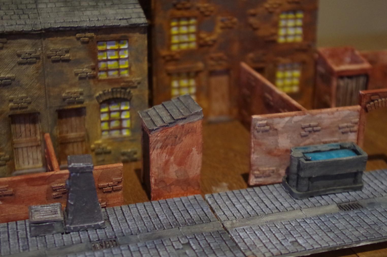 Capture d'écran 2017-09-12 à 15.33.33.png Download free STL file Ripper's London - Street Accessories • 3D printing model, Earsling