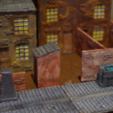 Download free 3D printing templates Ripper's London - Street Accessories, Earsling