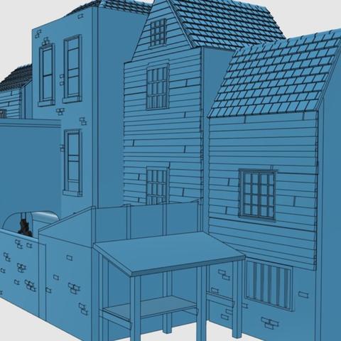 Capture d'écran 2018-01-15 à 11.01.26.png Télécharger fichier STL gratuit Ripper's London - Les boutiques Partie 1 - Smiths and Co • Plan pour impression 3D, Earsling