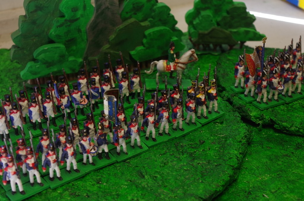 9faaea75d308057caab0cb21ba5c6a44_display_large.JPG Download free STL file Napoleonics - Part 16 - French Infantry Mk III • 3D printing design, Earsling